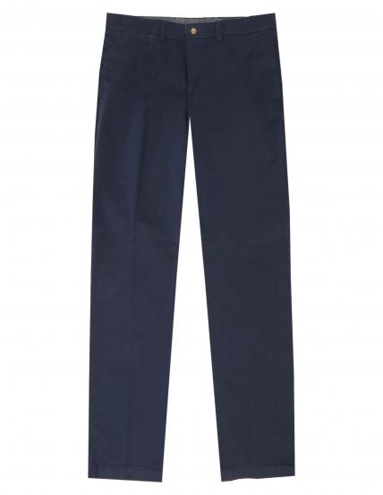 Pantalón gabardina elastan s/p Azul medio