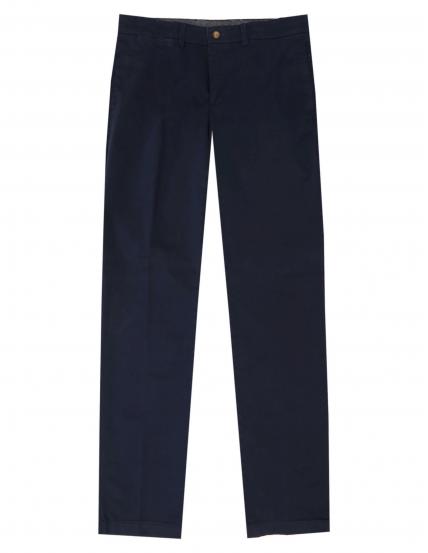 Pantalón gabardina elastan s/p Azul oscuro