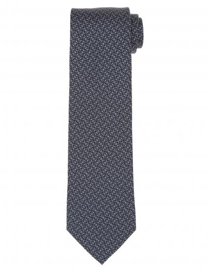 Corbata calabrote Azul/azul