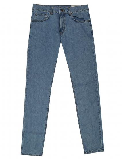 Pantalón denim 5 bolsillos Azul