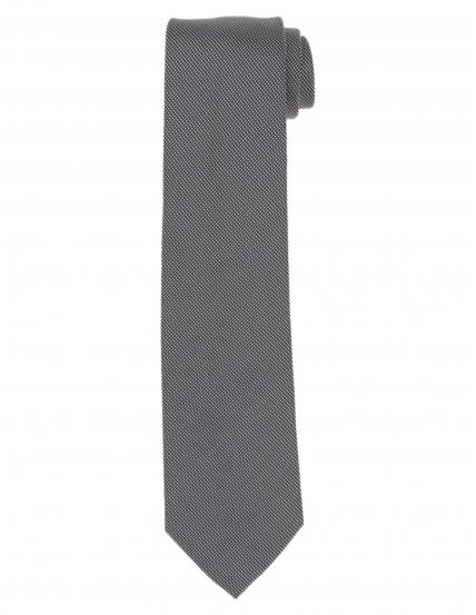 Corbata microunito Azul/blanco