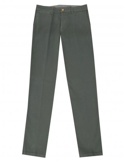 Pantalón canvas Verde