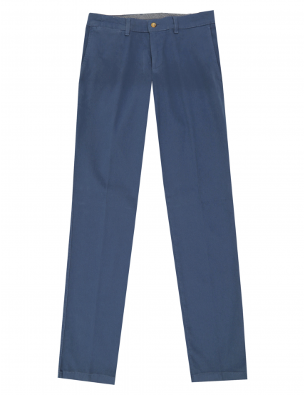 Pantalón canvas Azul medio