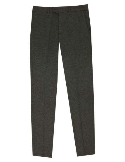 Pantalón elástico confort Gris