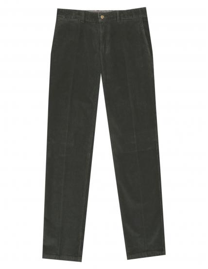 Pantalón pana s/p Gris