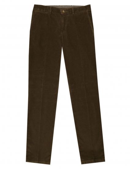 Pantalón pana s/p Marrón