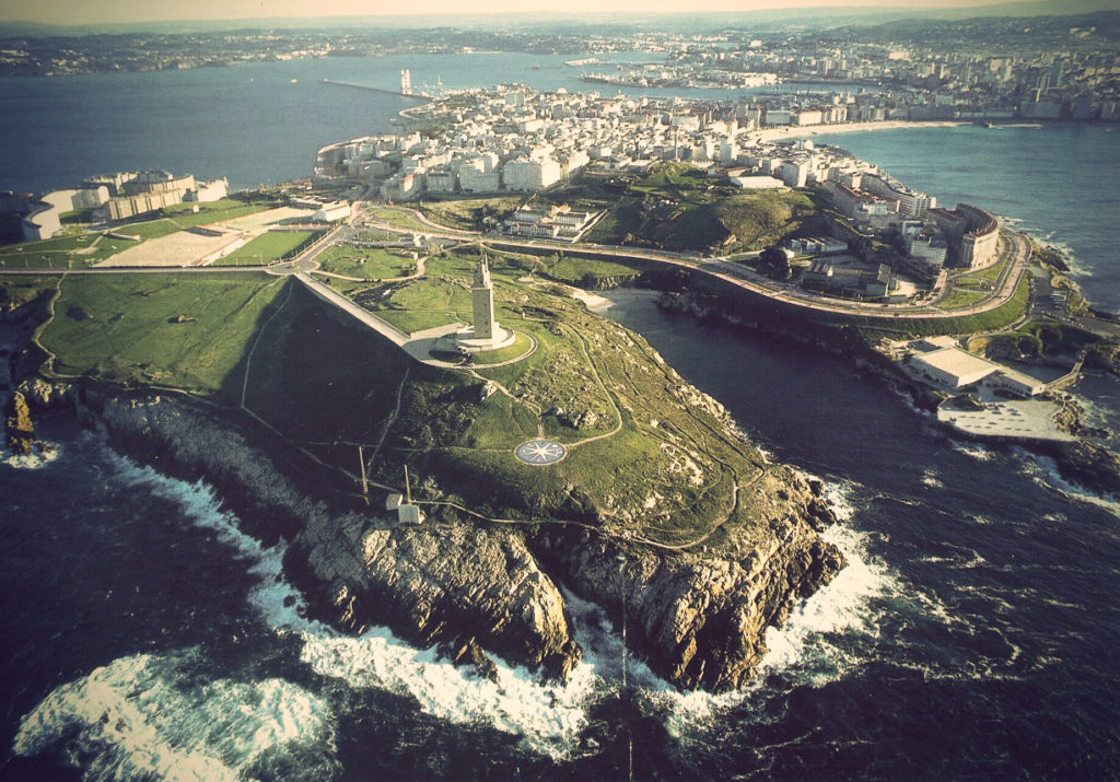 La Coruña como escapada de 2015