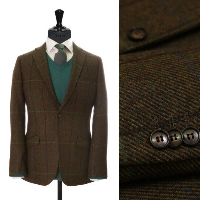 Con la bajada de temperaturas nos encantan las chaquetas tweedhellip