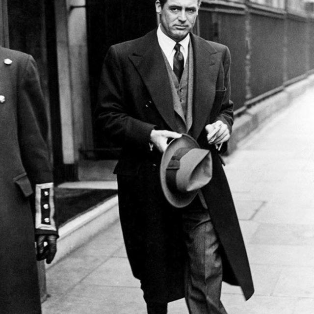 La elegancia del equilibrio Cary Grant un icono del estilohellip